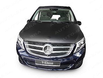 AB3-00372 Auto Bra Vollbra Bonnet BRA para todo el capó del motor de la clase V Vito Viano W447 a partir de 2014 Protección contra impactos de piedras, ...