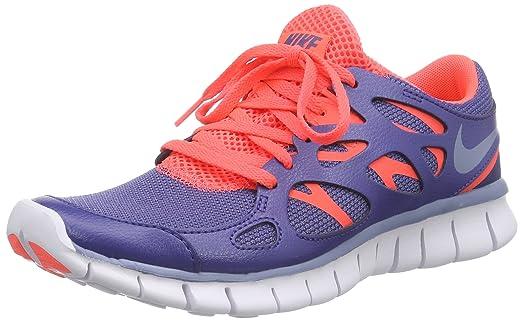 Nike Free run+2 ext - Zapatillas de Deporte de tela Mujer DrNQWA