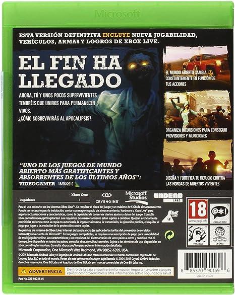 State Of Decay - Year One Survival Edition: Amazon.es: Videojuegos