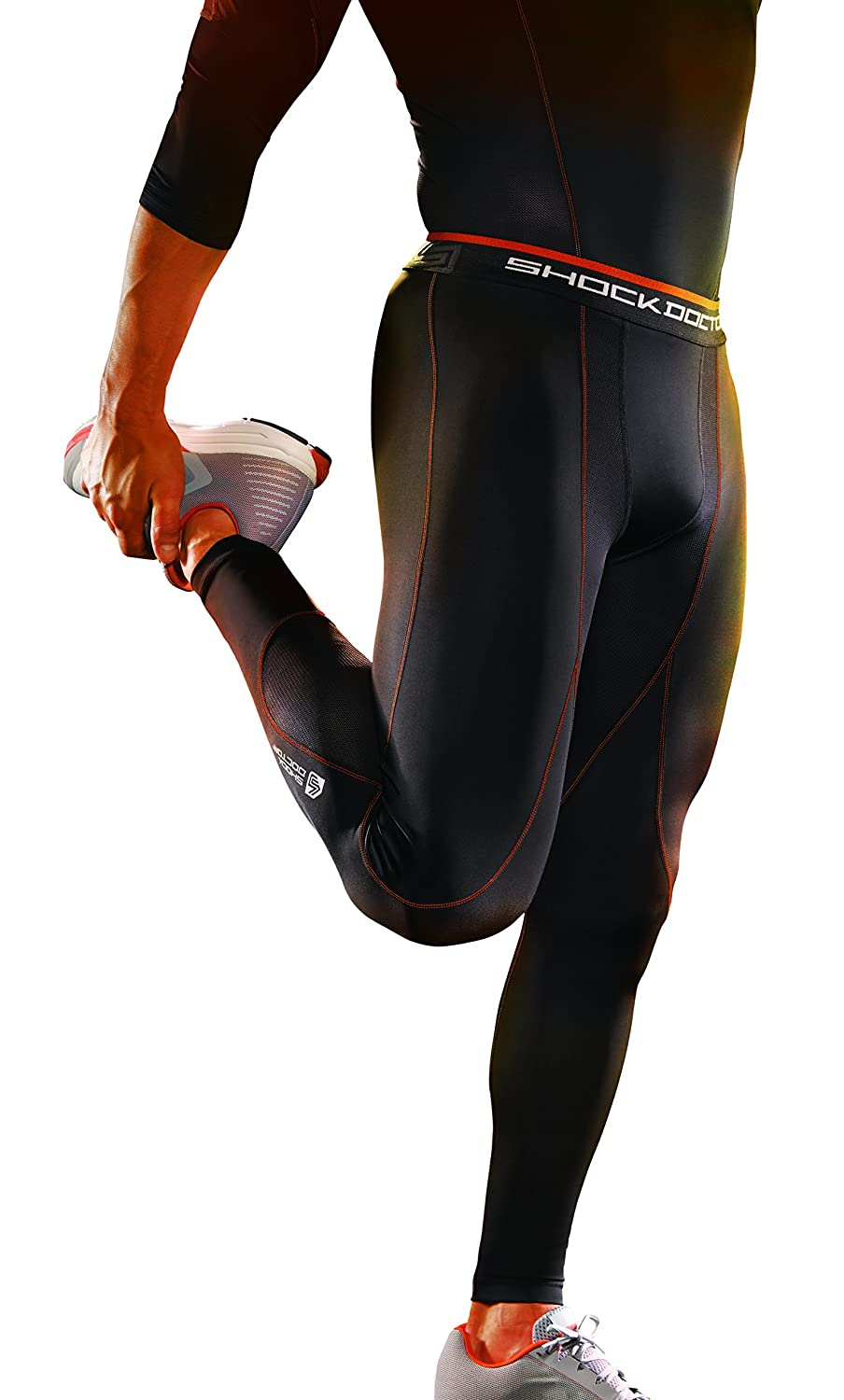 Shock Doctor SVR Recovery Compression Pant ブラック XL
