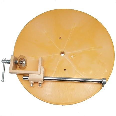 honeysew vinculante & Soporte para cinta métrica con montaje abrazadera de obras en Industrial Máquinas de