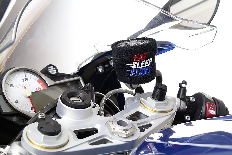 KTM S1000RR Sportbikes Ninja GSXR R1 R6 Ducati Reservoir Socks Fundas para dep/ósito de Freno o Embrague de dep/ósito de dep/ósito de dep/ósito de dep/ósito para Motocicletas