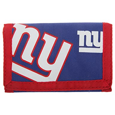 New York Giants - Billetera/ Monedero/ Cartera de tela con ...