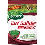 Scotts Turf Builder WinterGuard Fall Lawn Food, 12.5 Lb - Fall Lawn Fertilizer Builds Strong, Deep Grass Roots for a…