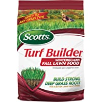 Scotts Turf Builder WinterGuard Fall Lawn Food, 12.5 lb. - Fall Lawn Fertilizer Builds Strong, Deep Grass Roots for a…