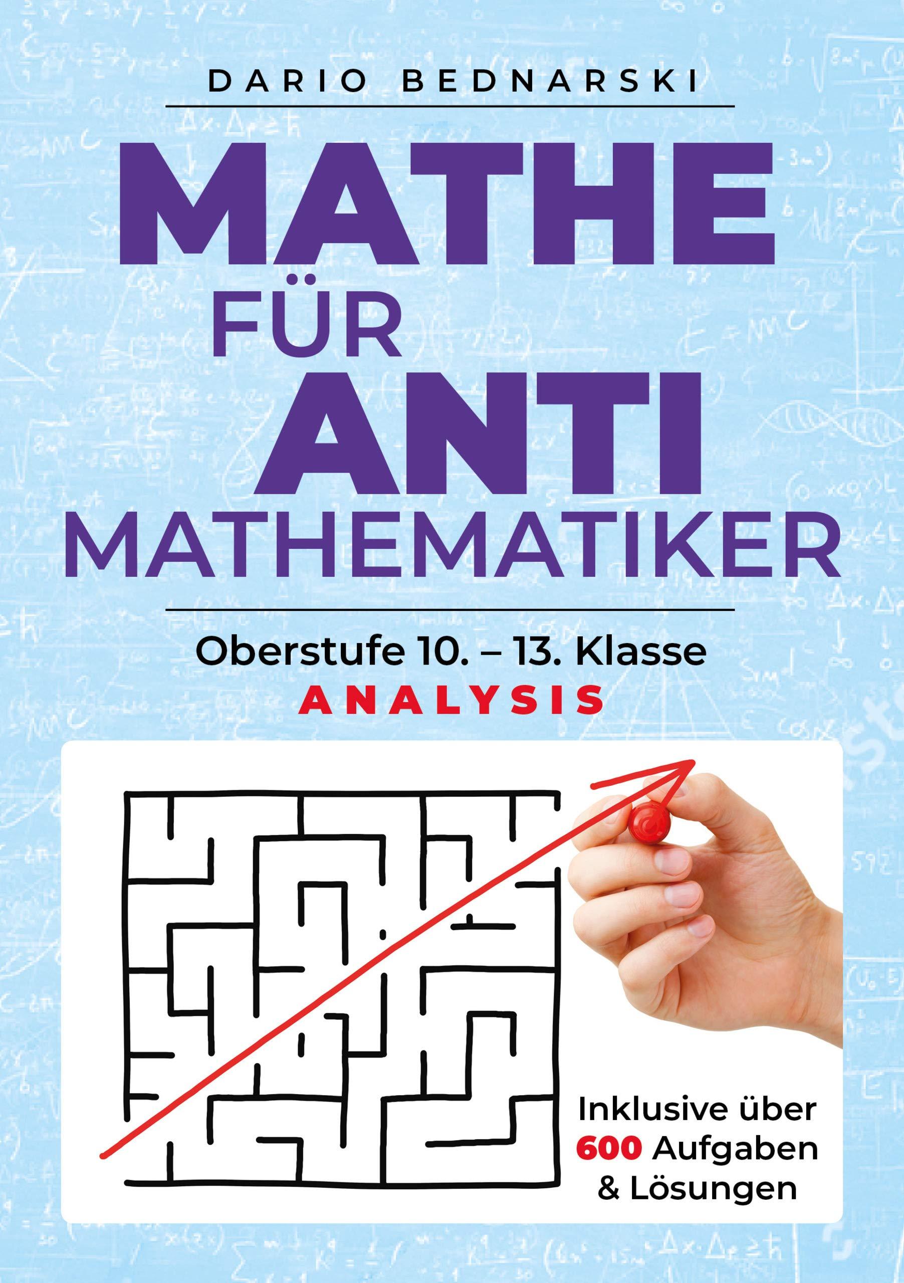 Mathe Für Antimathematiker   Analysis  Analysis