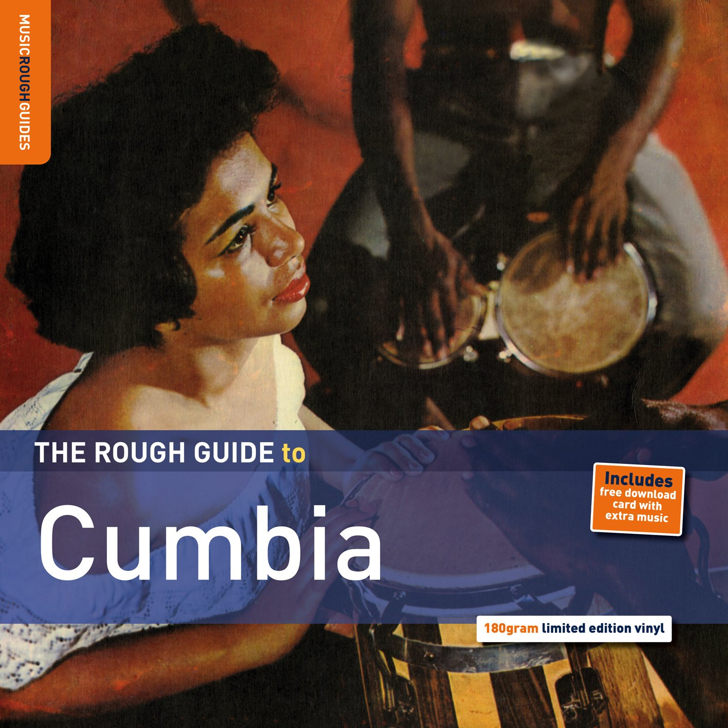 Rough Guide To Cumbia