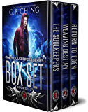 The Soulkeepers Series Box Set Part One (Books 1-3) (The Soulkeepers Boxset Book 1)