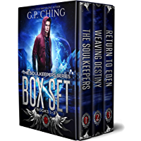 The Soulkeepers Series Box Set Part One (Books 1-3) (The Soulkeepers Boxset)