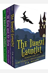 Gretchen's (Mis)Adventures Boxed Set 1-3: A hilarious high fantasy witch series (Gretchen's (Mis) Adventures - Season One) Kindle Edition