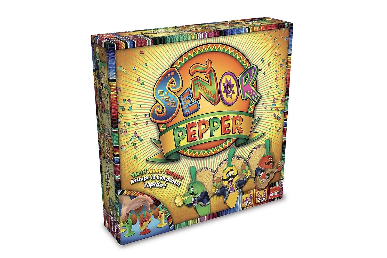 Amazon.com: Goliath Senor Pepper 70001.006: Toys & Games