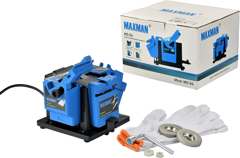 MAXMAN Multi-Functional Electric Sharpener