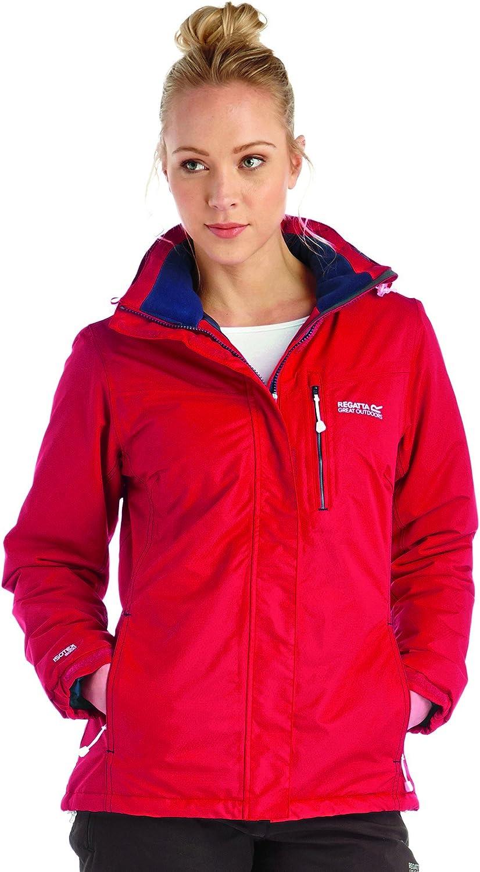 Regatta Women's Adventure Tech Lamont Walking Jacket Lollipop Red