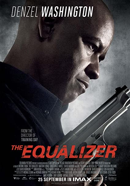 「the equalizer poster」の画像検索結果