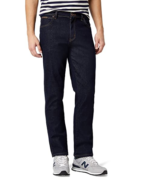 save off 28178 22a37 Wrangler Men's Texas Stretch Regular Jeans