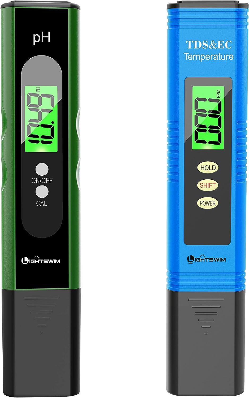 Lightswim Wasserqualitätstester