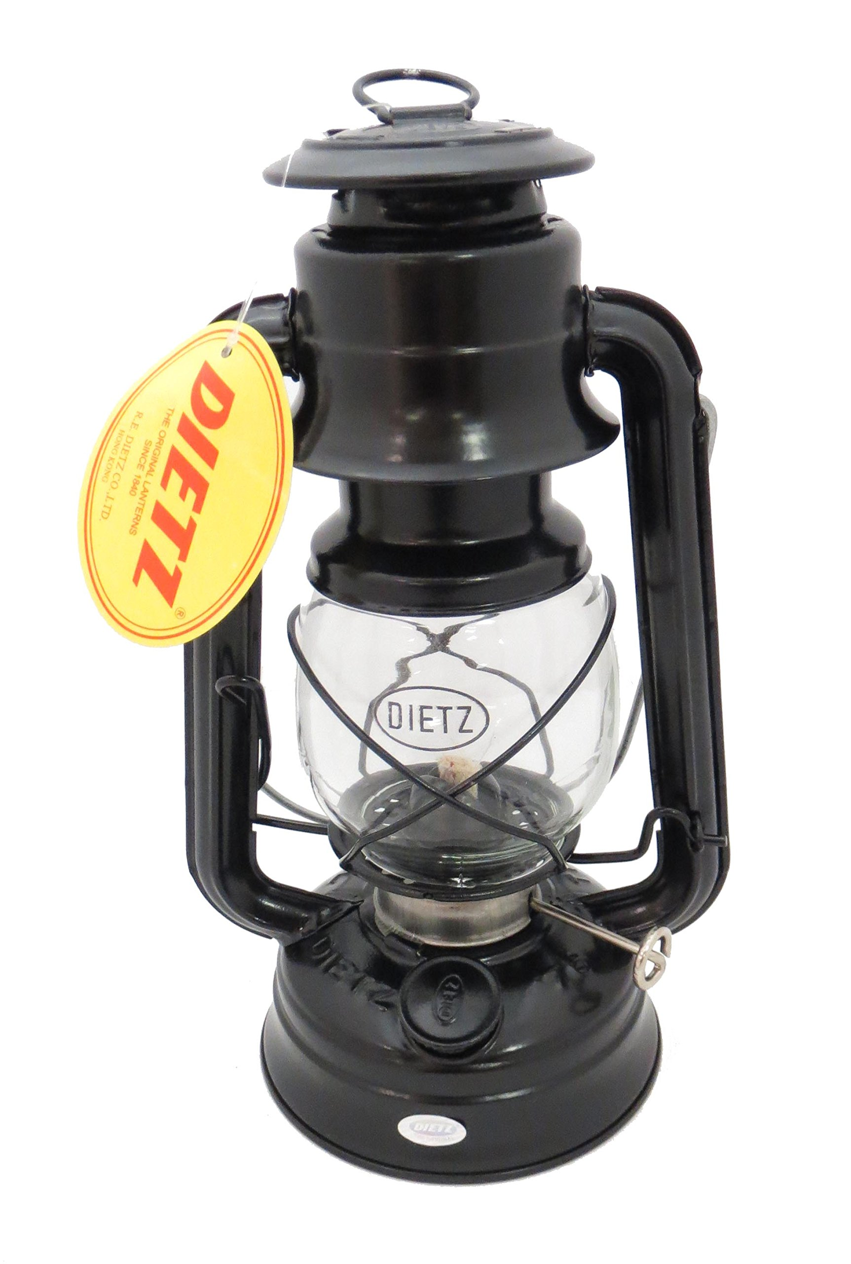 Dietz #76 Original Oil Burning Lantern (Black)