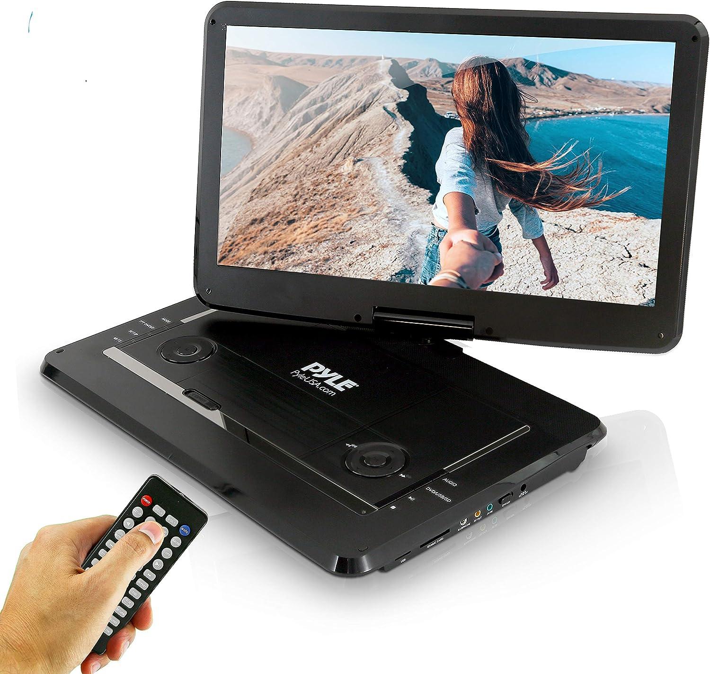 "Pyle 17.9"" Portable DVD Player"