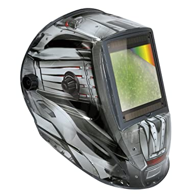 TOOL IT 37229 True Colour Alien LCD Helmet