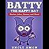 Batty the Happy Bat: Fun Short Stories, Jokes, Games, and More! (Fun Time Reader Book 36)