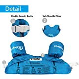 Msicyness Kids Swim Vest Water Floats for Pool