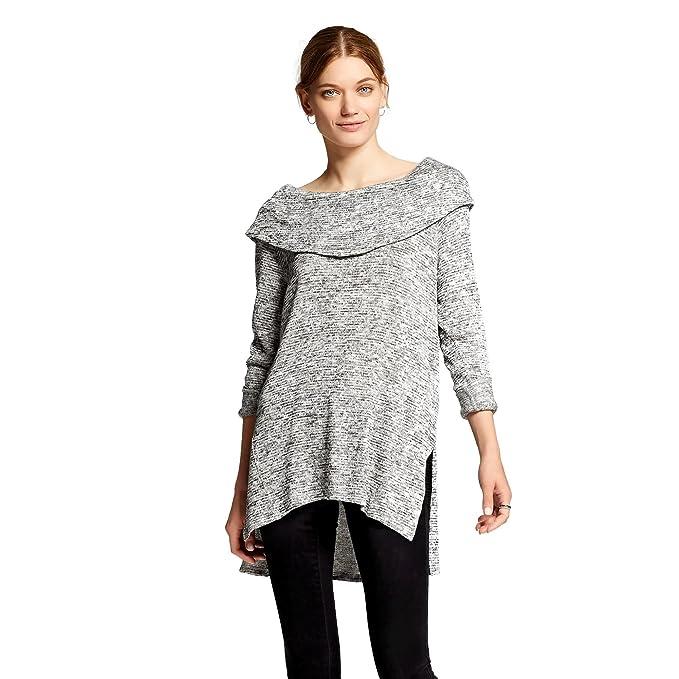 c5879de5f5 Mossimo Supply Co. Women s Cowl Neck Sweater (X-Small
