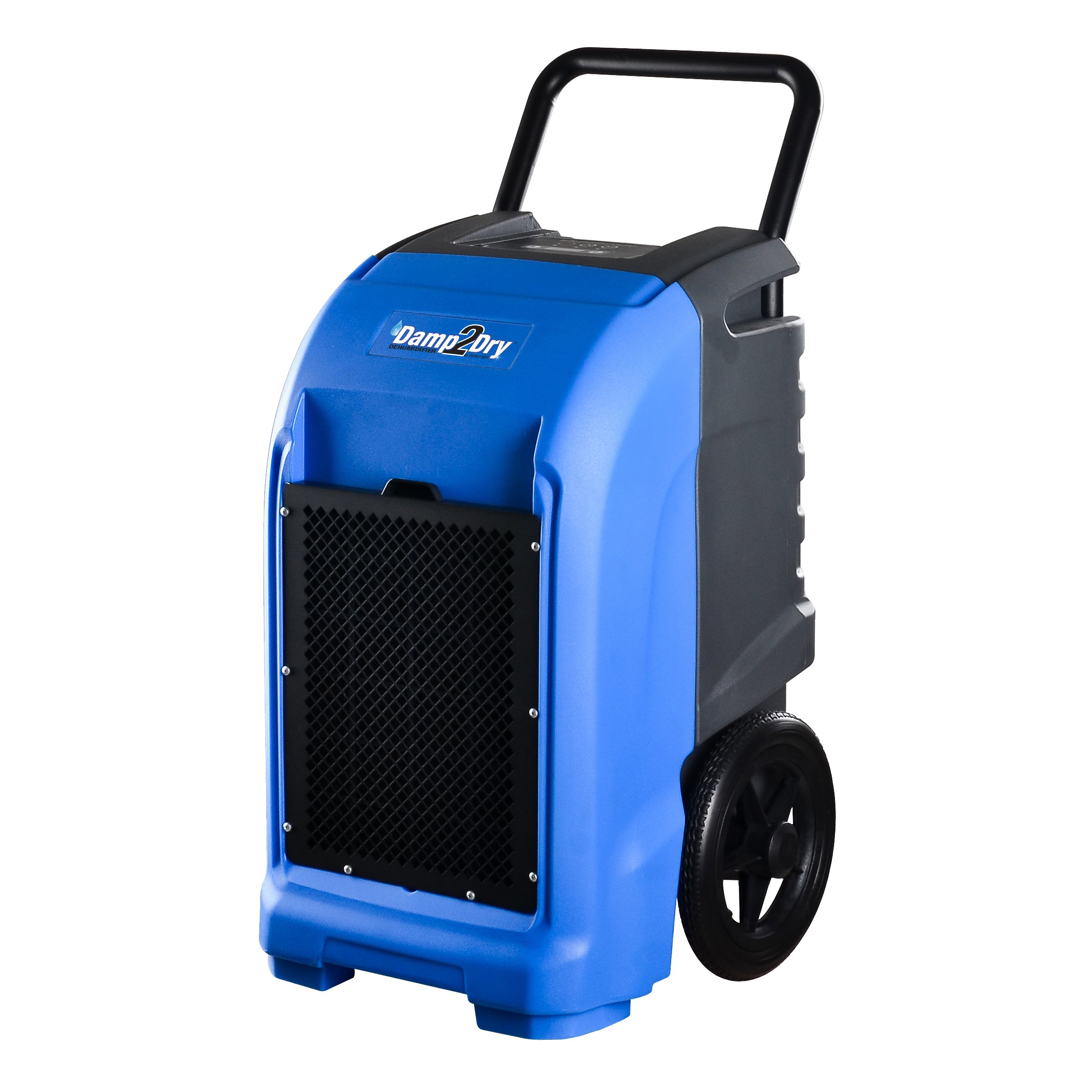 Perfect Aire 1PACD150 Damp2Dry Commercial Dehumidifier (Clean-Up, Flood, Moisture, Mold, and Mildew), 150-Pints/19-Gallons