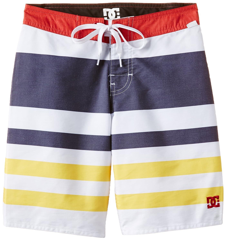 DC Clothing Boy's Ocean Hill Striped Swim Shorts ADBBS03008