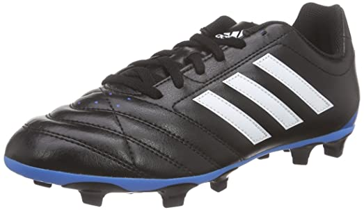 Adidas - Goletto V FG J - Color: Black-White - Size: 6.0