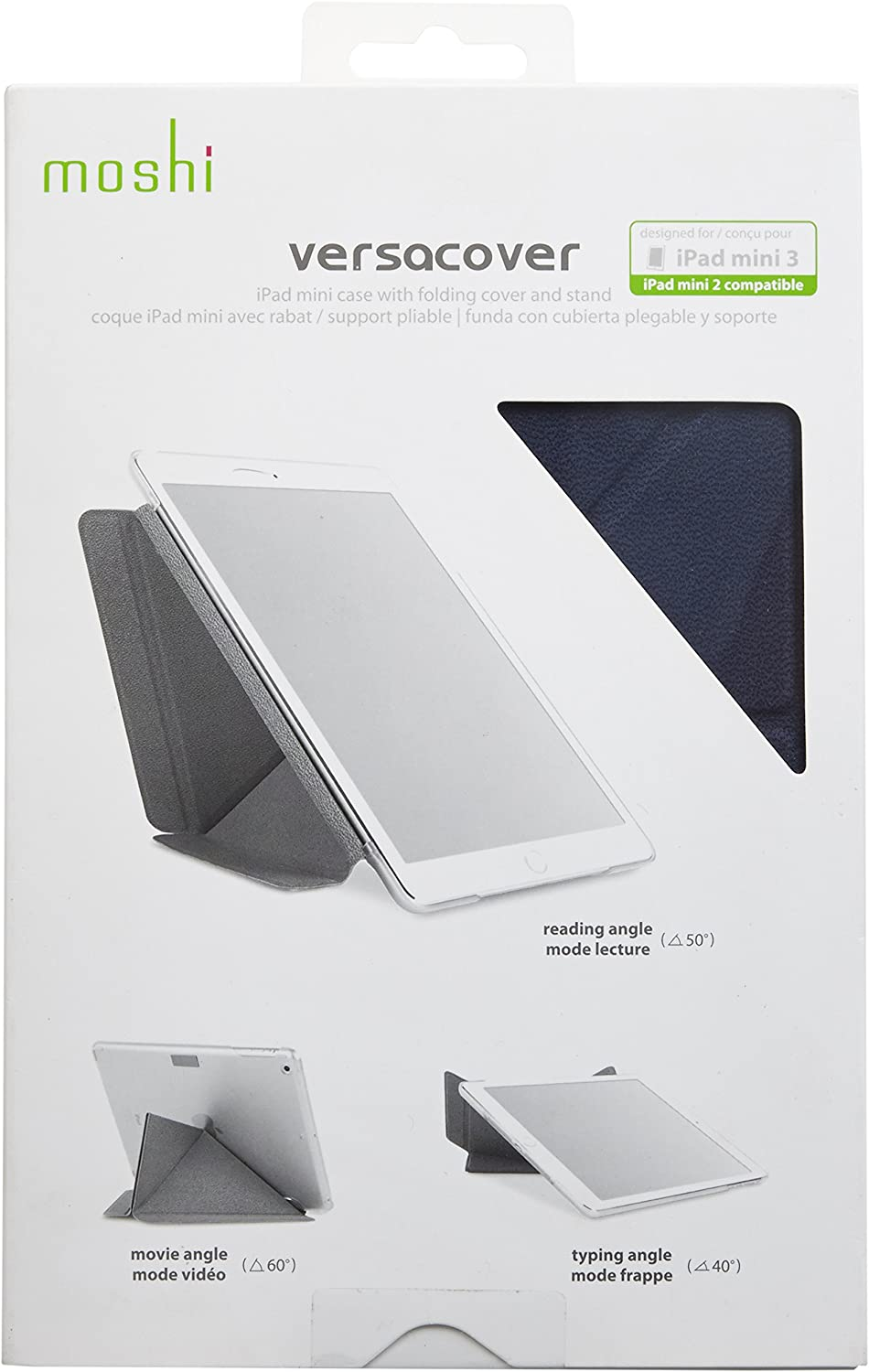 Amazon.com: Moshi VersaCover Case for iPad Pro 11-inch 2018 ... | 1500x950