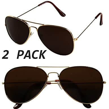 brown lens aviator sunglasses  Amazon.com: Basik Eyewear - Extremely Super Dark Lens Blackout ...