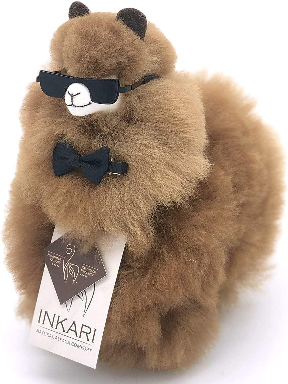 Les mondes meilleurs FARMER Teddy Bear