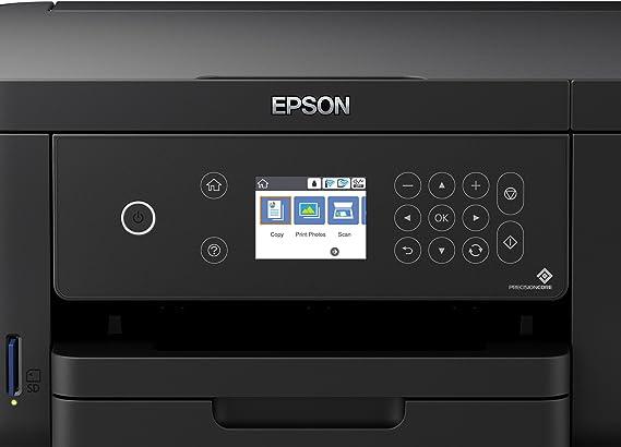 Epson Expression Home XP-5100 - Impresora Color, Negro Mate: Epson ...