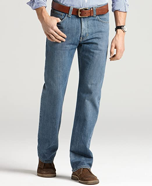 45de6f48 Tommy Hilfiger Men's Freedom Relaxed Fit Jeans, Core Elmira, 38X32 ...