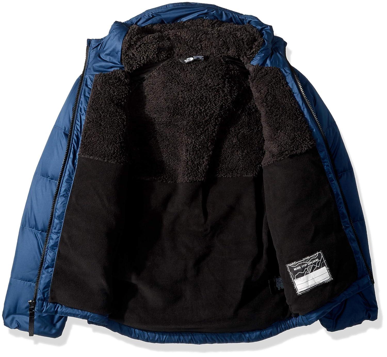 326e01225 The North Face Kids Boy's Moondoggy 2.0 Down Hoodie (Little Kids/Big Kids)