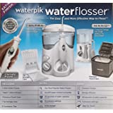WATERPIK INC Water and Nano Flosser, Deluxe Traveler and Tip Storage Case and 12 Accessory Tips Combo Pack