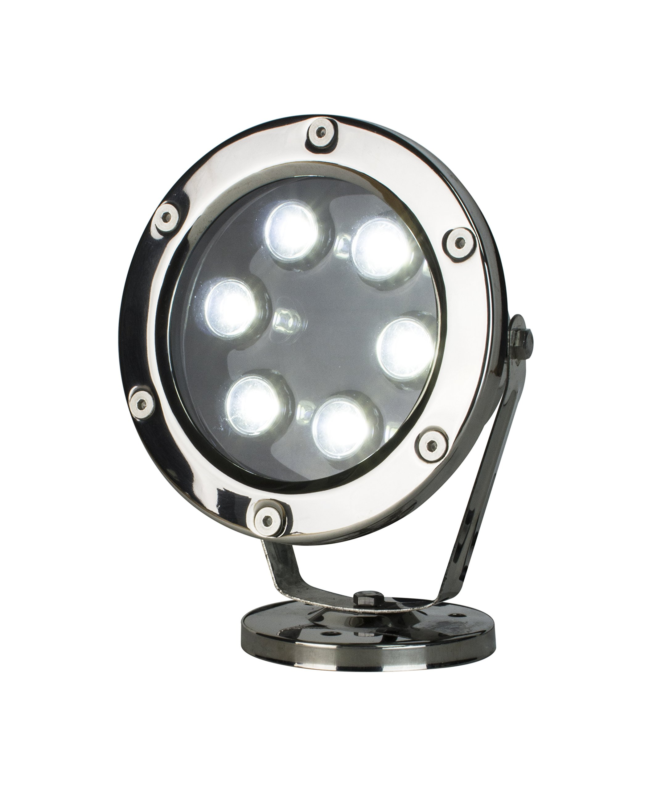 Lifegard R441001 Submersible Pond and Fountain LED Light, White