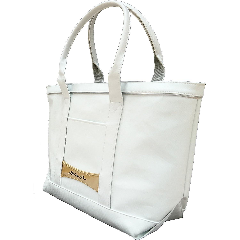 【MizunoPro】ミズノプロ トートバッグ 野球館限定オリジナルカラー 1fjd6s1301 B079XVCSB9 ホワイト ホワイト