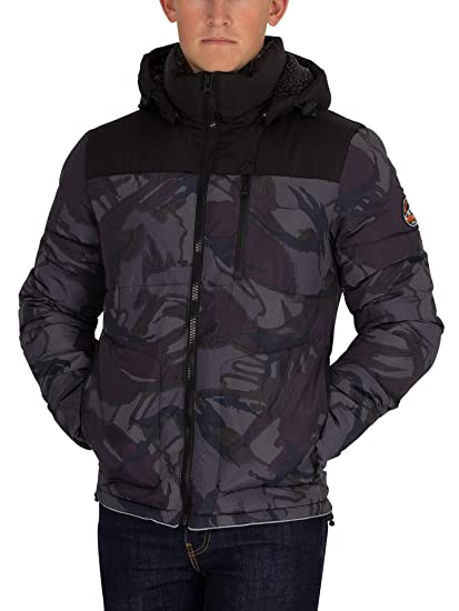 0fbf5019f3a4a8 Superdry Men Winter Jackets Expedition Coat: Amazon.co.uk: Clothing