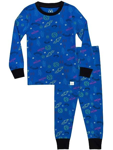 Harry Bear Pijamas para niños Necesito Espacio Ajuste Ceñido: Amazon.es: Ropa y accesorios