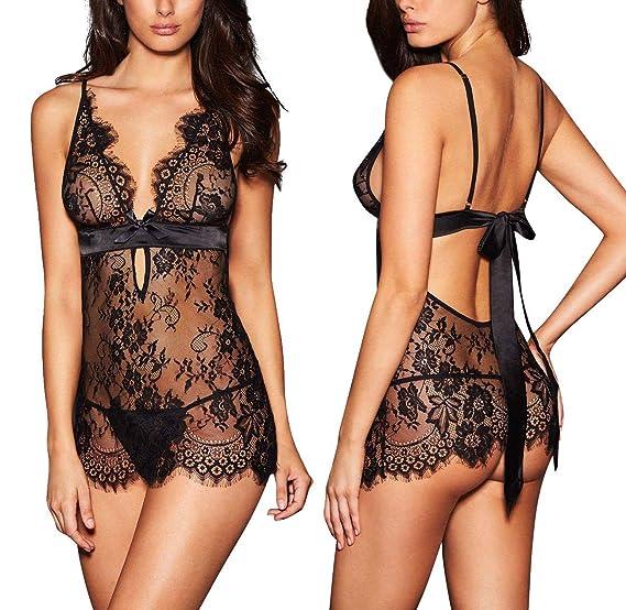 Sexy women see through clothes