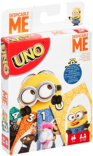 Despicable Me 2 UNO New in packaging