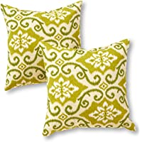 Greendale Home Fashions Indoor/Outdoor Accent Pillows, Set of 2