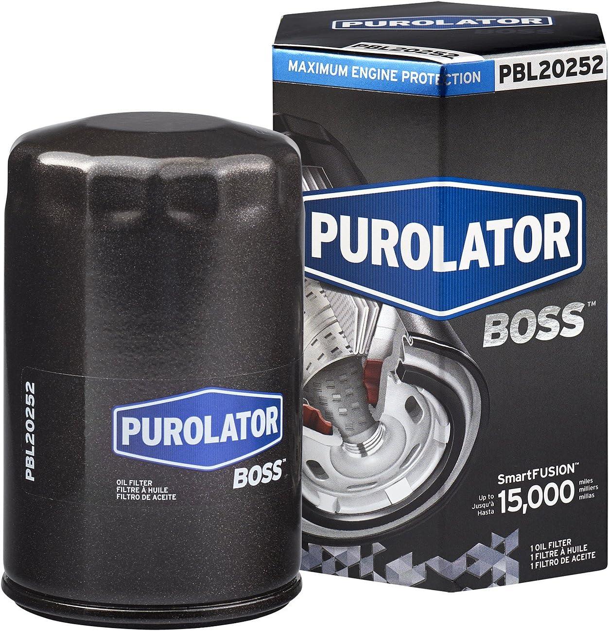 Purolator PBL20252 PurolatorBOSS Maximum Engine Protection Spin On Oil Filter