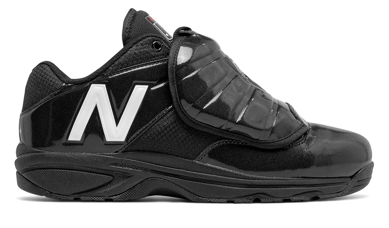 (ニューバランス) New Balance 靴シューズ メンズ野球 Low-Cut 460v3 Black with White ブラック ホワイト US 10 (28cm) B01N6OJ5OD
