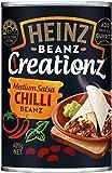 Heinz Creationz Fiery Salsa Chilly Beanz, 420g