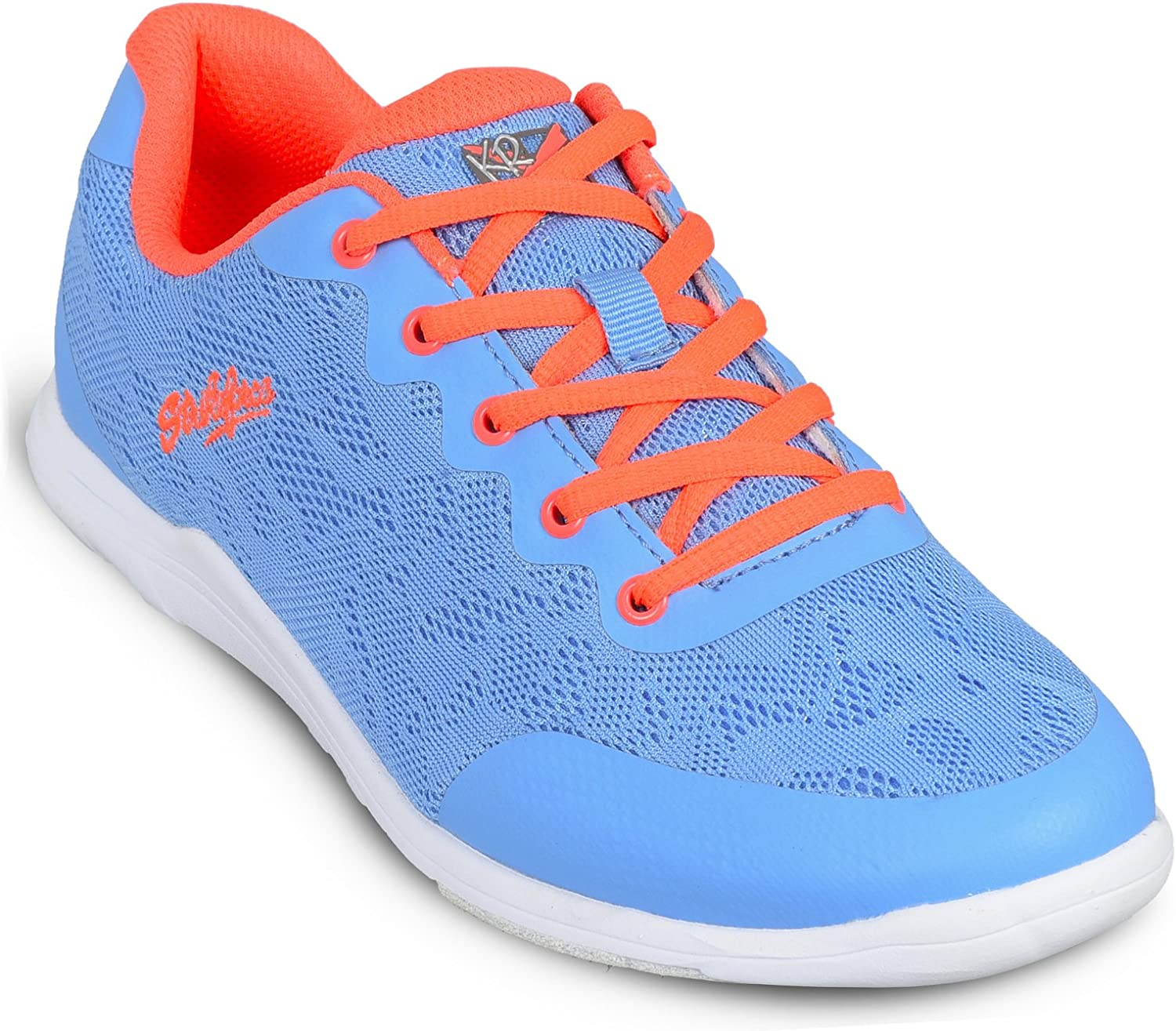 NEW WOMEN/'S  BOWLING SHOES BK//CORAL *ON SALE* SIZE 9/&1//2