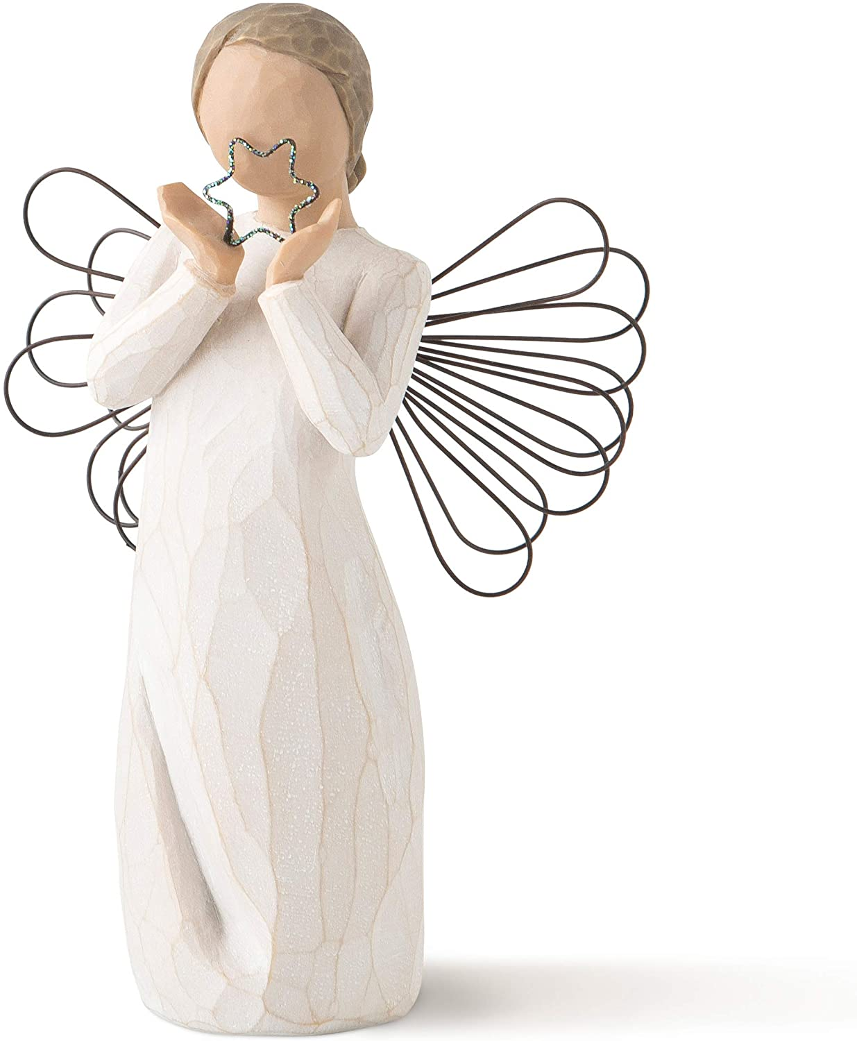 Willow Tree Youre The Best Sculpted Hand-Painted Figure Angel