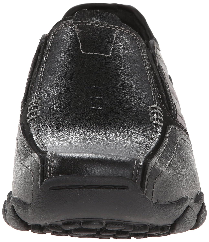 Skechers schwarz Diameter Zinroy, Herren Slipper schwarz Skechers (schwarz Bbk) 63c583