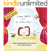 Finn + Remy Presents: The Christmas Story (English
